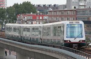 15-05-2007 Metro Maashaven