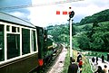 15-40 train from Buckfastleigh - geograph.org.uk - 1580127.jpg