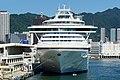 151003 Sapphire Princess Kobe Port Terminal Kobe Japan02n.jpg