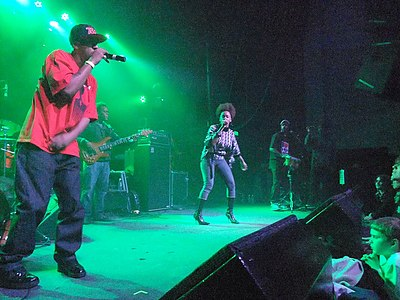 Picture of a band or musician: Digable Planets