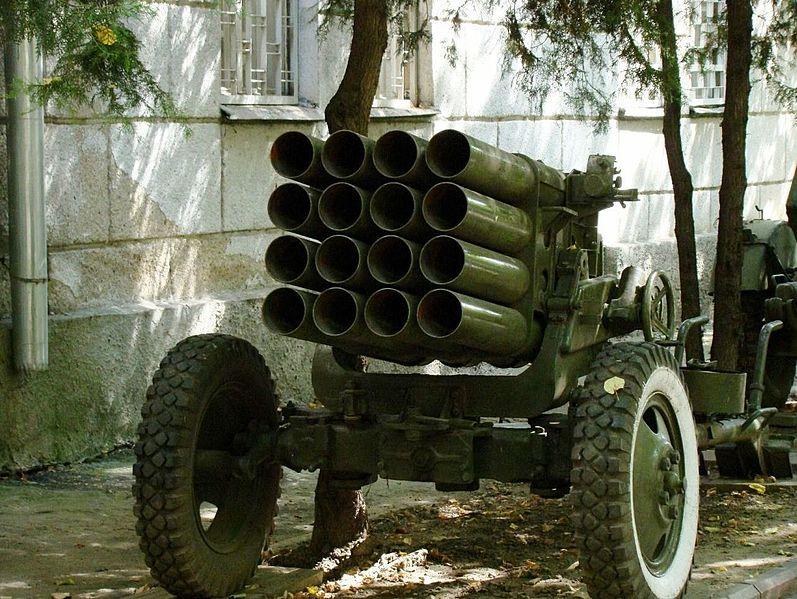 جميع الأسلحة المستخدمة من طرف الجيش الجزائري 797px-16-tube_multiple_launch_rocket