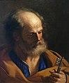 1650 Guercino--Saint Peter--Crocker Art Museum--Sacramento.jpg
