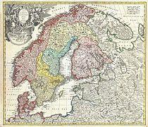 File:1730 Homann Map of Scandinavia, Norway, Sweden, Denmark, Finland and the Baltics - Geographicus - Scandinavia-homann-1730.jpg