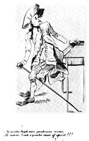 John Sylvester John Gardiner - Image: 1795 Remarks on the Jacobiniad by JSJ Gardiner 2