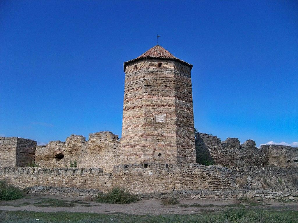 Брама Аккерманської фортеці
