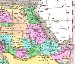 Mountains of the Moon (Africa) - Wikipedia