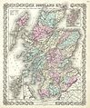 1855 Colton Map of Scotland - Geographicus - Scotland-colton-1855.jpg