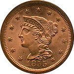 1 Cent Münze Vereinigte Staaten Wikipedia