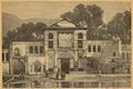 1873 Palast des Schahs von Persien in Teheran.png