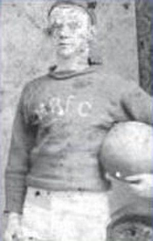 1885–86 Millwall Rovers F.C. season - Image: 1885MRFCFirst Kit