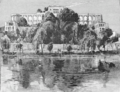 1887 Kasr i Khajar Iran.png