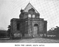 1899 SouthNatick public library Massachusetts.png