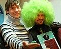 18 Переможець 2009 р. Євген Фролов з трофеєм.JPG
