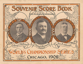 1906 World Series 1906 Major League Baseball championship series