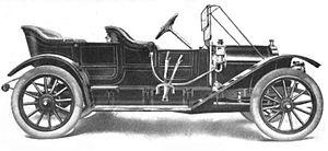 Midland Motor Company - 1911 Midland Model L2