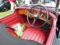 1936 Bentley 4 1 4 litre Vanden Plas Tourer (3829621860).jpg