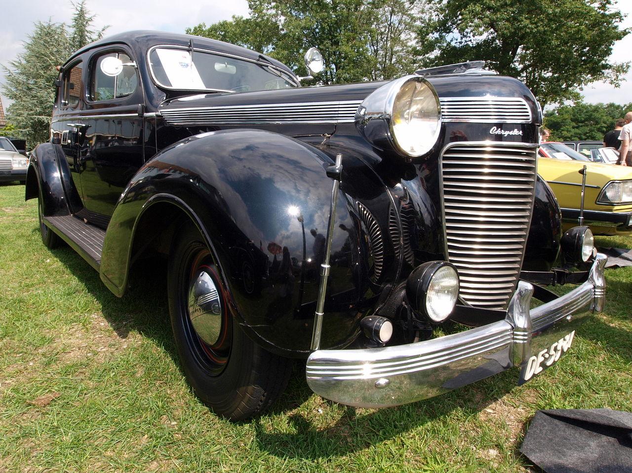 1937 Chrysler Imperial for sale #2116091 - Hemmings Motor News  |1937 Chrysler Imperial