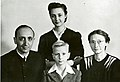1947 Guy F and Clara Hershberger Family (14653065467).jpg