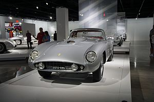 Jon Shirley - The 1954 375 MM Scaglietti coupe