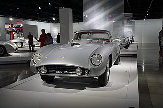 Jon Shirley - The 1954 375 MM Scaglietti coupe