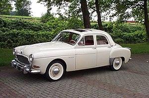Renault - Renault Frégate, 1951