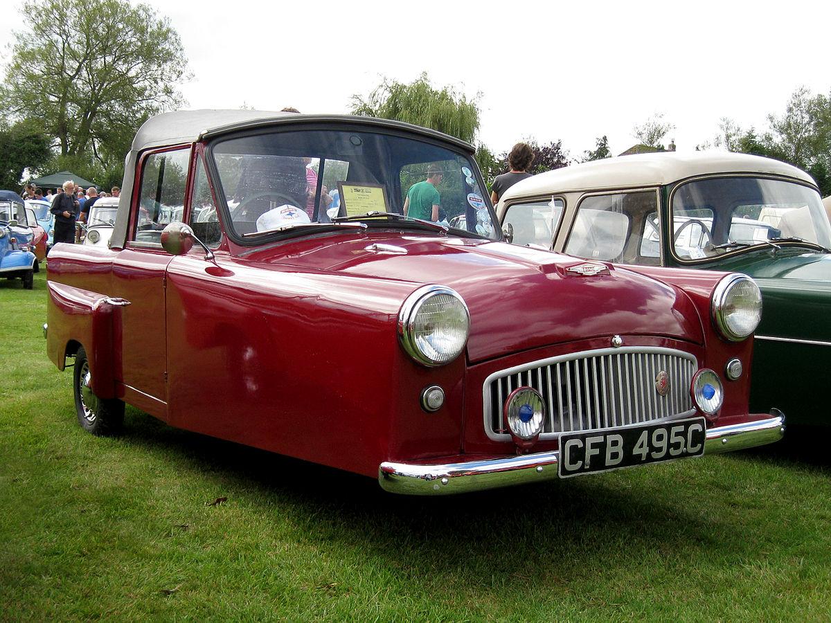 Bond Minicar - Wikipedia