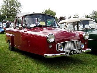Bond Minicar - 1964 Bond Minicar Mark G Tourer
