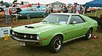 1970 AMX Big Bad Green 390 Go Pac in WI show.jpg