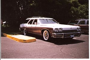 Buick Estate - 1974 Buick Estate Wagon