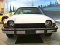 1975 AACA AMC Pacer X red-white front.jpg