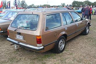 Holden Commodore (VB) - Holden Commodore SL station wagon