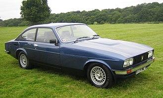 Bristol Type 603 - Image: 1984 Bristol Brigand, front right