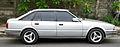 1986 Mazda 626 GLX (GC) hatchback (profile), Sukawati.jpg