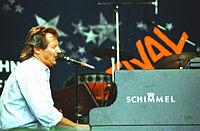 Konstantin Wecker (Garching bei München 1986)