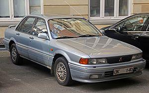 Mitsubishi Galant Wikipedia A Enciclopedia Livre