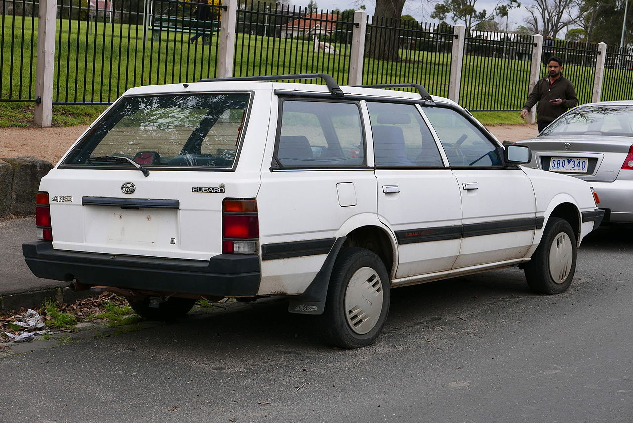 File:1992 Subaru L Series Deluxe station wagon (2015-07-14) 02.jpg