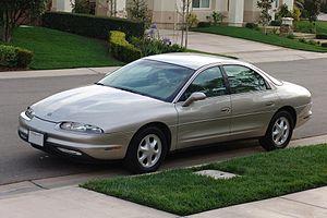 Oldsmobile Aurora - Image: 1997 Oldsmobile Aurora