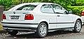 1998 BMW 316i (E36) hatchback (2011-11-18) 02.jpg