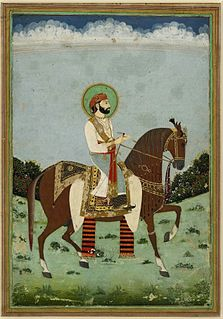 Jai Singh II Mughal-era Indian ruler of the Kingdom of Amber