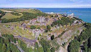 Dover Castle cover