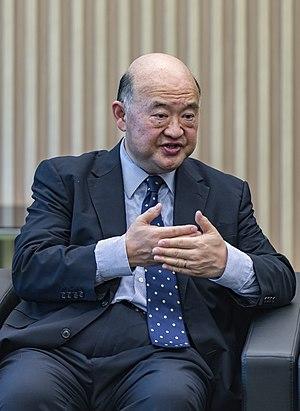 Geoffrey Ma - Ma in 2017