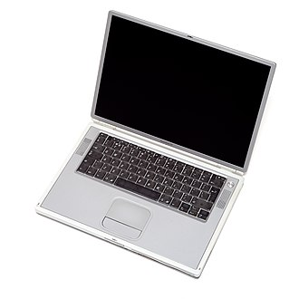PowerBook G4 - Image: 1ghz Titanium Apple Power Book G4