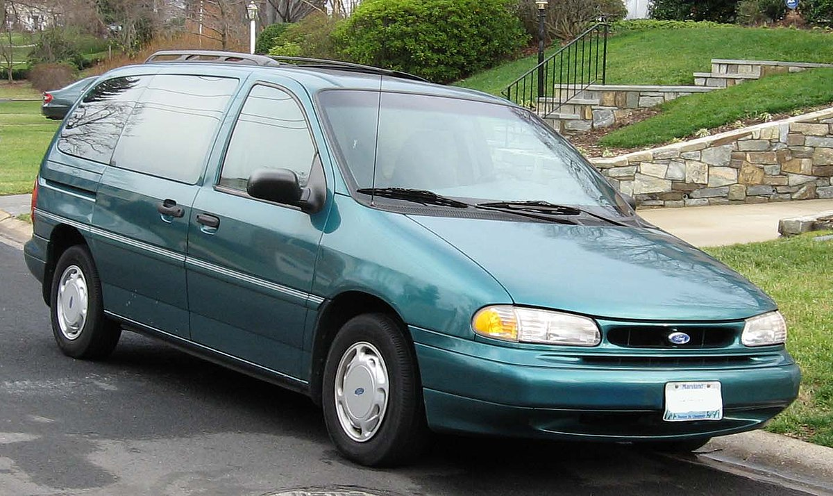 Ford windstar wikipédia