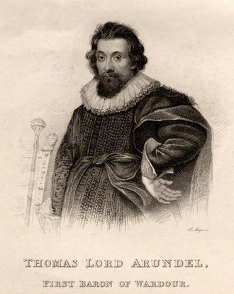 Thomas Arundell, 1st Baron Arundell of Wardour - Thomas Arundell, 1st Baron Arundell of Wardour