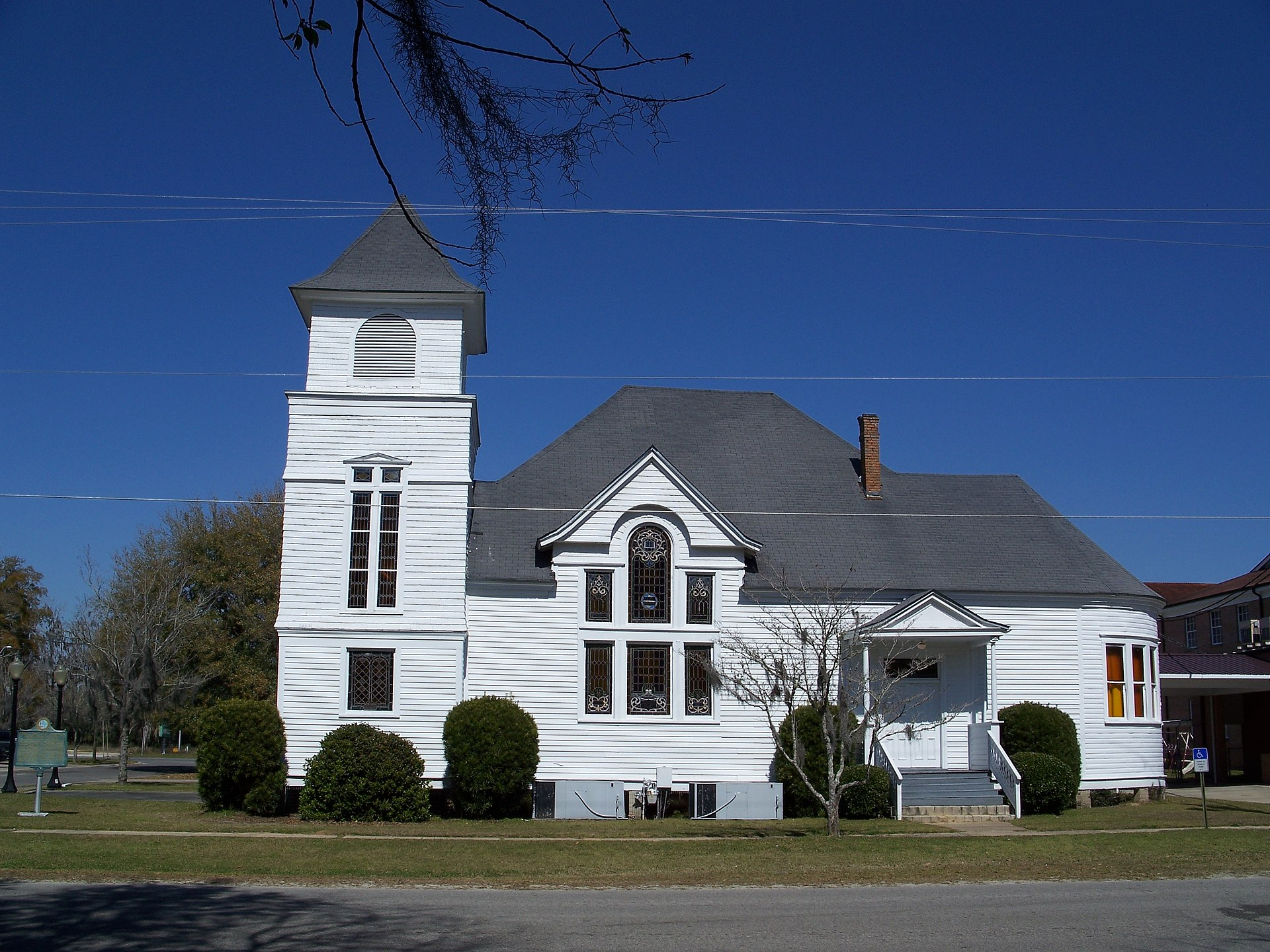 Pickney >> First Baptist Church (Madison, Florida) - Wikipedia