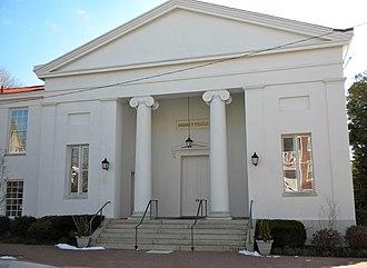 First Presbyterian Church of West Chester - Image: 1st Presbyterian Church West Chester PA