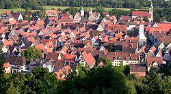 Historische centrum van Hersbruck