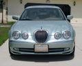 2001 Jaguar S-Type front.JPG