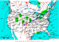 2005-04-20 Surface Weather Map NOAA.png