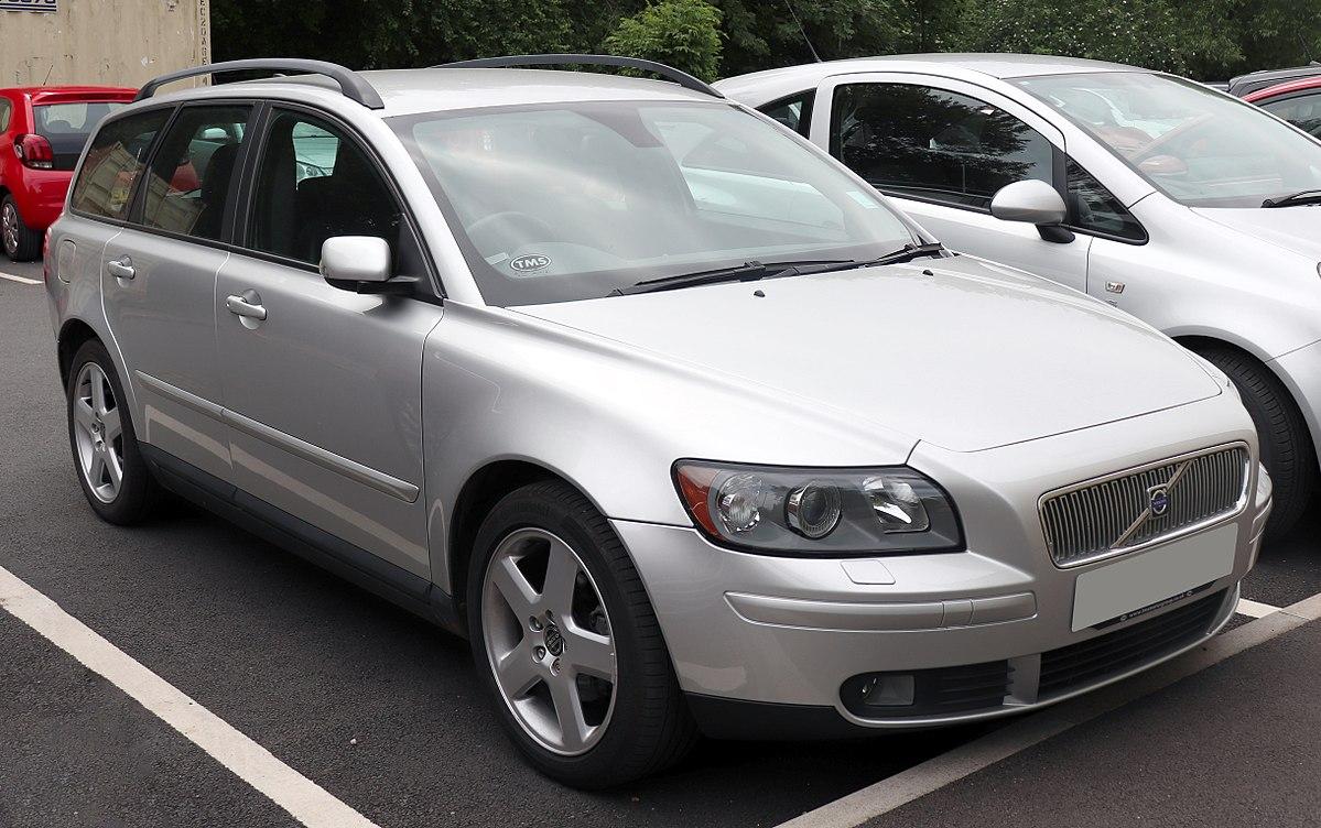 Volvo V50 - Wikipedia